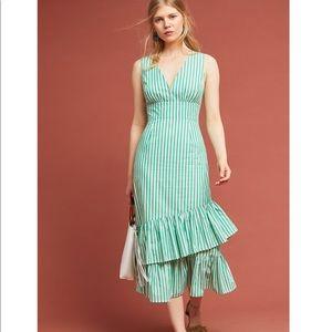Anthro x Tracy Reese Assateague Dress Size 10